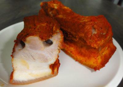 Paprikovaná slanina / Boczek paprykowy