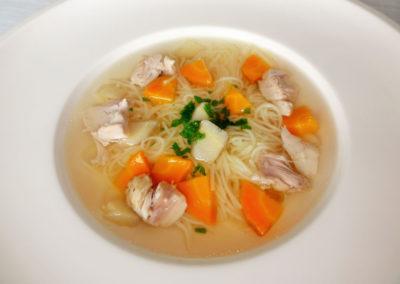 Zajačia polievka / Zupa z królika