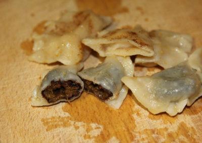 Pirohy s kapustou / Pierogi z kapustą